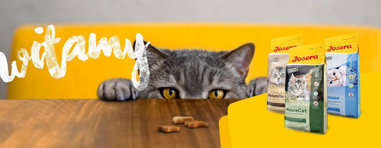 JOSERA Katzenfutter